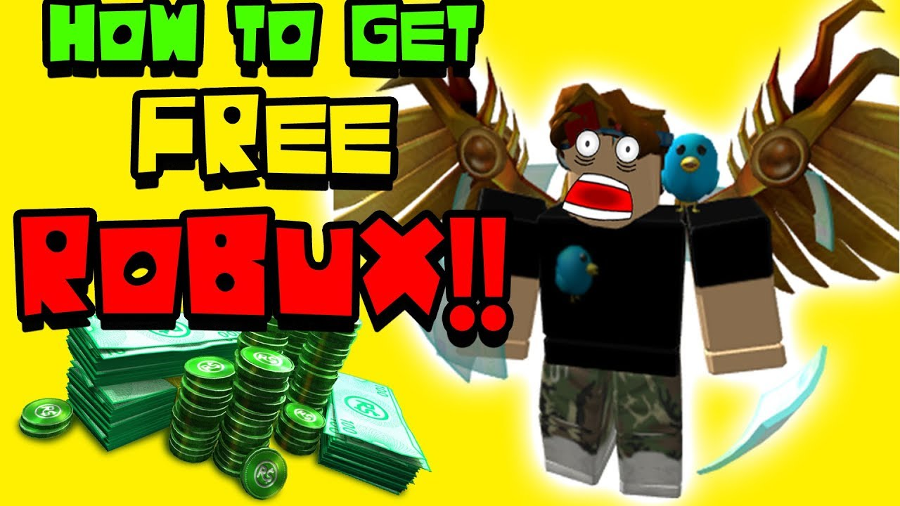 (ROBUX GIVEAWAY!) How to get FREE ROBUX! (By playing games ...