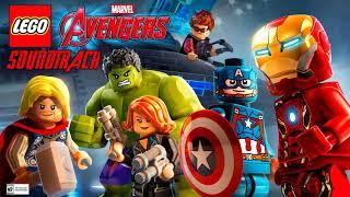 LEGO Marvel's Avengers OST - Winter Soldier (Boss Battle)