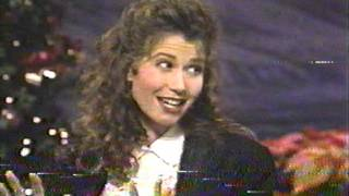Amy Grant on the Tonight Show with Jay Leno (Part 1)