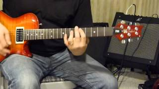 Jethro Tull - Wind Up - guitar cover