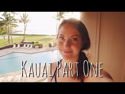 KAUAI PART 1  ||  Hawaii travel vlog