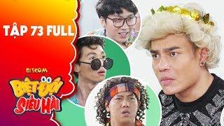 Biệt đội siêu hài | tập 73 full: Lê Dương Bảo Lâm chỉ đạo võ thuật cho giang hồ đi hành nghề