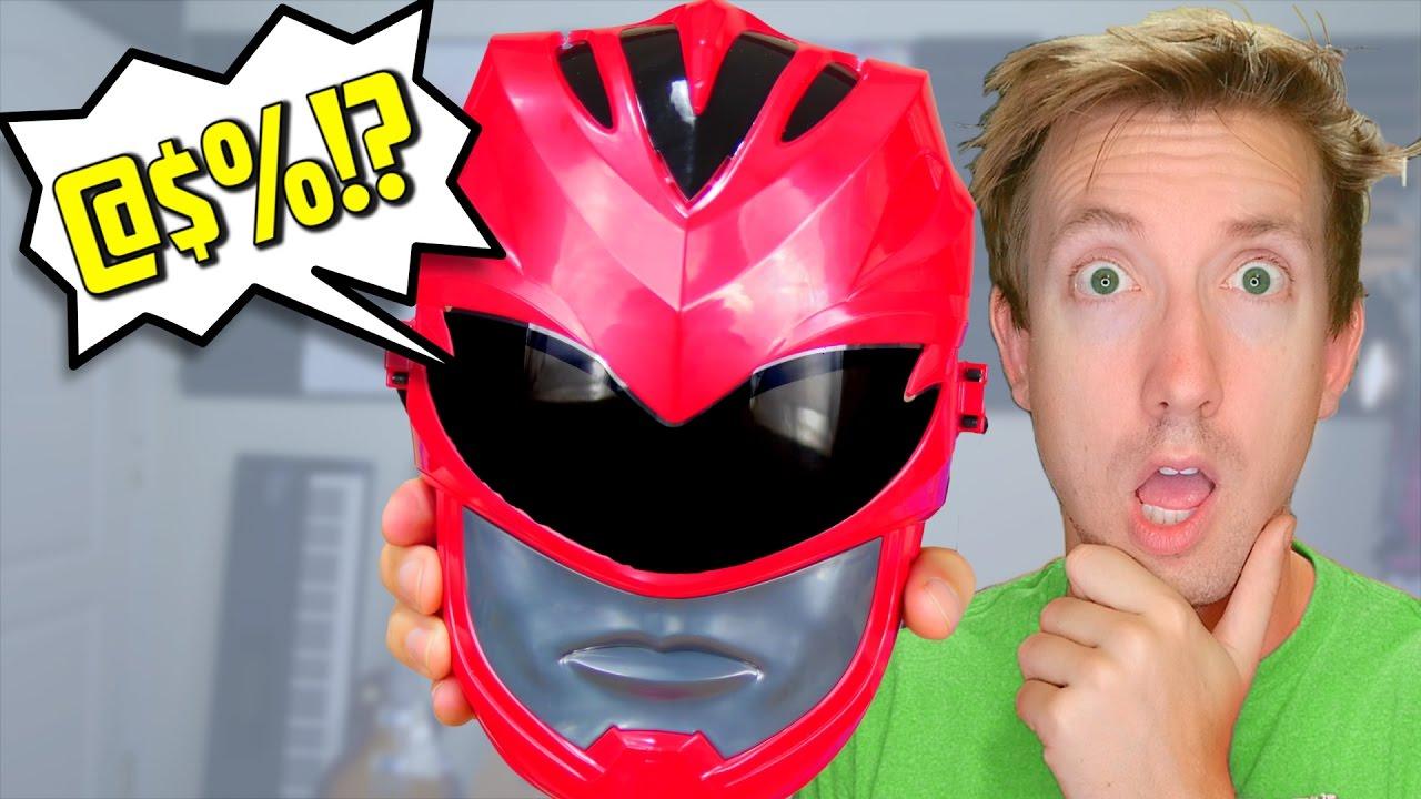 Download 10 Weird Power Rangers Items
