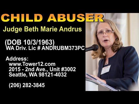 King County Attorney Larry Besk & Judge Julia Garratt  HATE CHILDREN