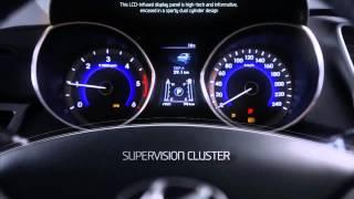 Novo I30 -  Hyundai i30 interior 2013