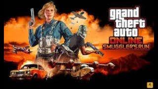 GTA 5  Online: Smuggler's Run Trailer DLC (NEW UPDATE COMING) Wir kriegen ein neues Update!