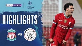 Liverpool 1-0 Ajax | Champions League 20/21 Match Highlights HK