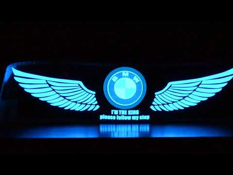 LED стикер CT25 BMW 10