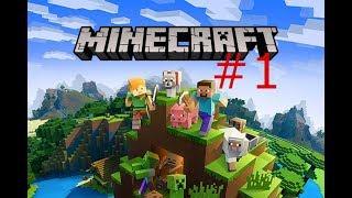 Minecraft #1: Sự Trở Lại Sau Bao Lâu Vắng Bóng!!!