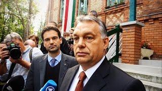 Orbán Viktor válaszol a sajtó kérdéseire