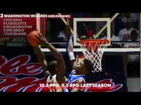 2013 NBA Mock Draft video Indianapolis Star