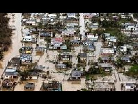 Prophecy: USA PUERTO RICO, like '3RD WORLD' Territory after HURRICANE Maria 9.30.17 See DESCRIPTION