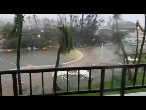 Super Typhoon Yutu aftermath in Saipan, Northern Mariana Islands ( Oct 25, 2018)