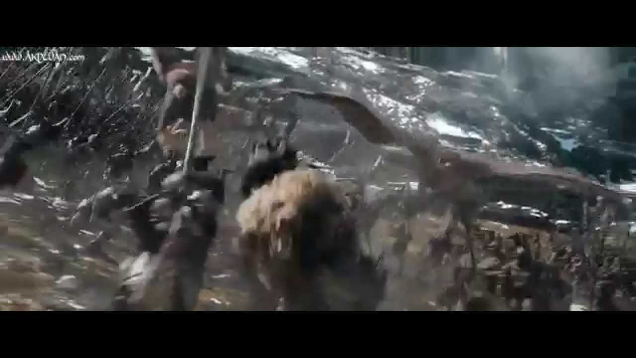 Beast 3d Wallpaper The Hobbit The Battle Of The Five Armies Extended Scene