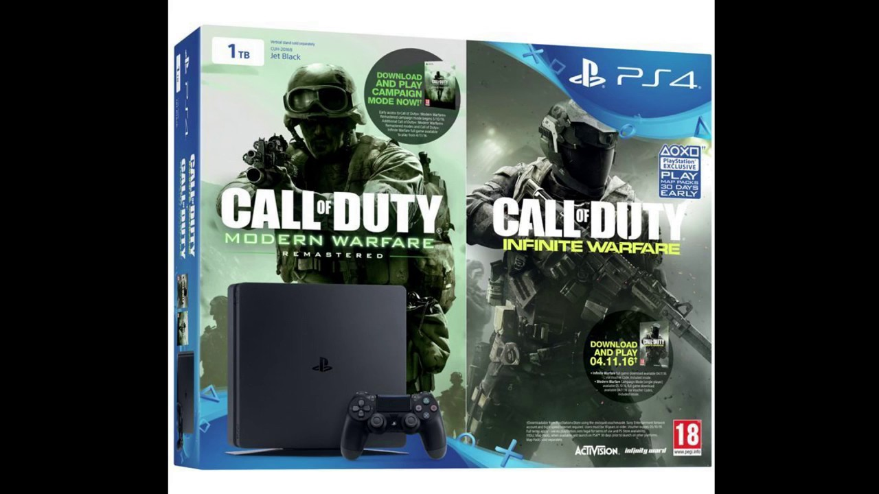 Call of Duty®: Infinite Warfare PS4™ Bundle - PlayStation