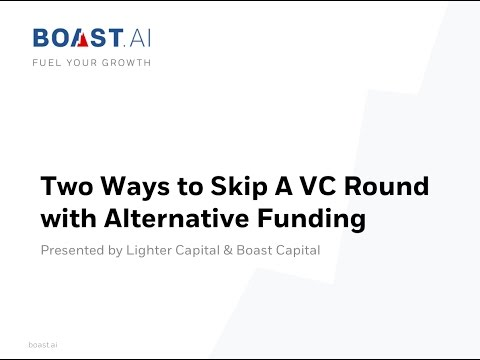 Two Ways To Skip a VC Round With Alternative Funding