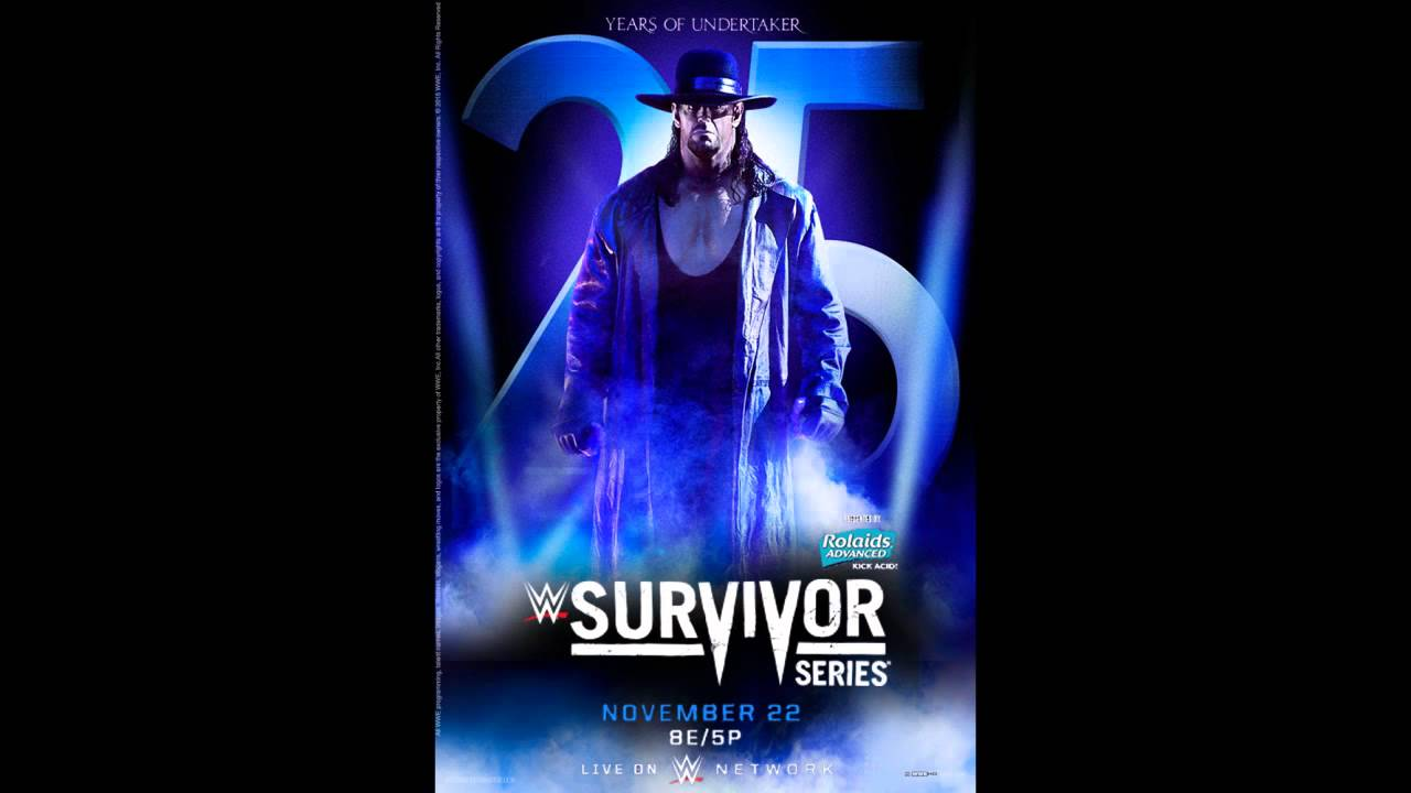 wwe survivor series 2015 official theme song warriors imagine
