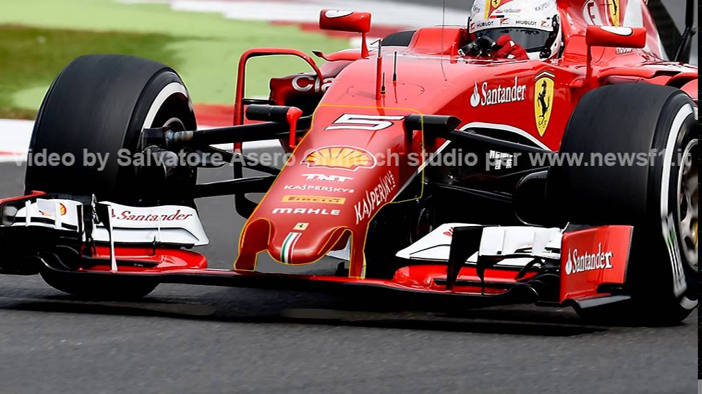 Formula 1 Maybe New Short Nose Ferrari F1 Sf15t 2015 2016 Youtube