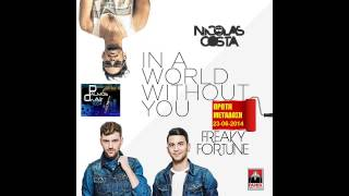 Palmos Radio 105.4Fm - NICOLAS COSTA FT  FREAKY FORTUNE - IN A WORLD WITHOUT YOU (Α