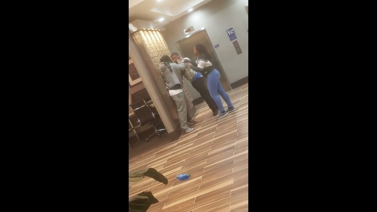 Husband Catches Wife Cheating In A Hotel With Another Man -3425