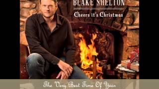 The Very Best Time Of Year by Blake Shelton Feat. Trypta-Phunk (Album Cover) (HD)