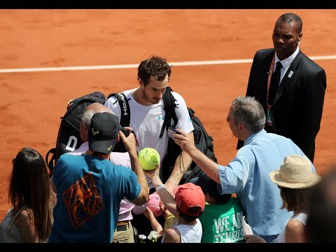 French Open: Andy Murray continues Roland Garros charge