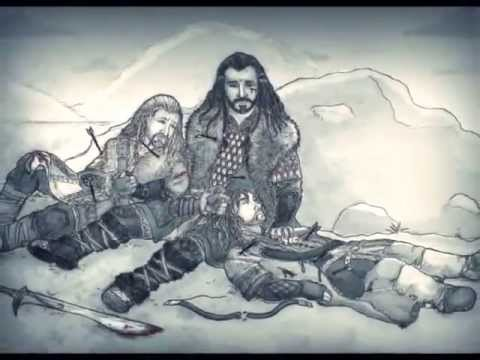 The Hobbit Thorin Fili Kili Somewhere Spoiler YouTube Amazing I Need U By Fili