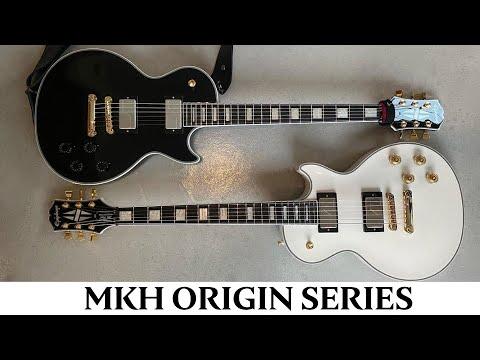 Revealing the New MKH Epiphone Signature Guitars!   Matthew Kiichichaos Heafy (Trivium)