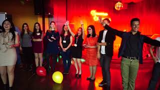Quienes somos. La fiesta de cumpleaños de la-escuela.ru .