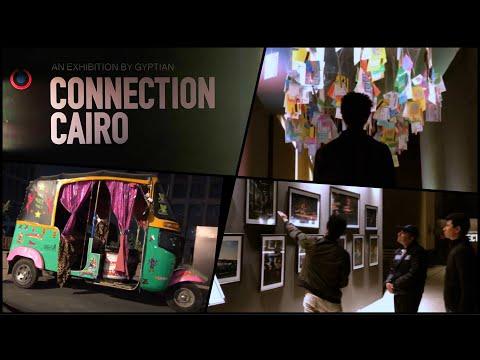 A Tour at Cairo's Finest Exhibitions l Connection Cairo