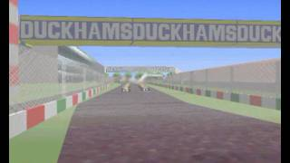 World Circuit Racing (DOS Version) - Intro