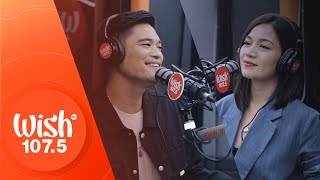"Jay R and Kyla perform ""Undeniable"" LIVE on Wish 107.5 Bus"