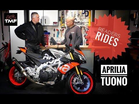 Readers Rides: Aprilia V4 Tuono Factory Review