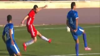 الدورى الممتاز ب - الهدف الاول لفريق النصر يحرزه مروان حمدى