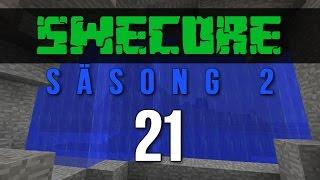 Minecraft Online på SweCore S2 EP #21: Batcave 2.0 (Swedish)