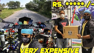 Surprise 💥 - Finally Buying My First Expensive AGV Helmet 😍 | Bikers Dream 🏍️ | Enowaytion Plus