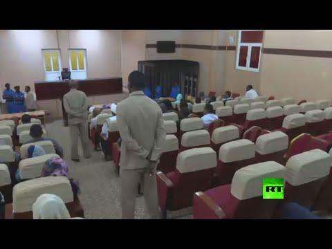 أول فيديو من داخل محاكمة الرئيس السوداني السابق عمر البشير  - نشر قبل 25 دقيقة