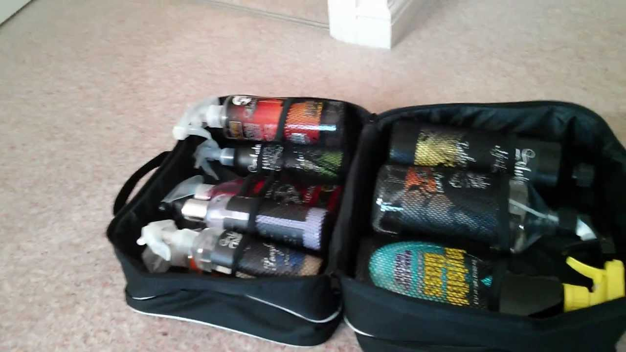 Autofinesse Detailing Bag Youtube
