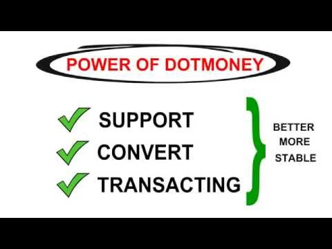 What is the Global Currency Reserve? (B) www.DotMoney.Cash