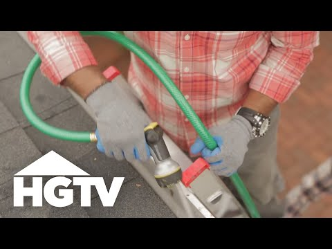 How to Clean and Maintain Your Gutters - HGTV