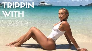 HAYMAN ISLAND | trippin with Tarte  vlog
