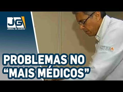 """Auditoria aponta problemas no """"Mais Médicos"""""""