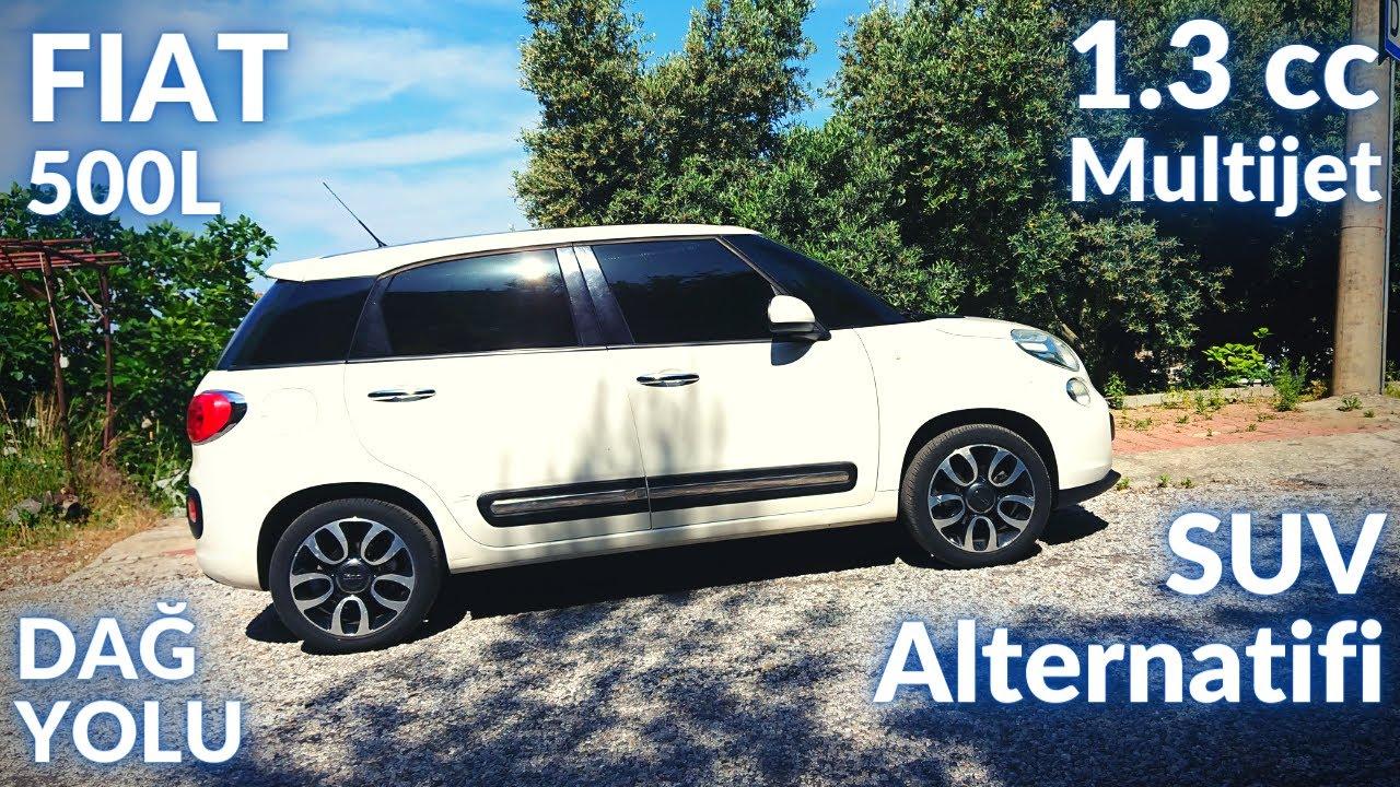 FİAT 500L 2013 | Alternatif SUV | En ferah araç olabilir mi? | 1.3 Multijet 85 hp 200 nm |Cam Tavan