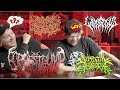 trying to guess HILARIOUSLY CRAZY metal band logo's..
