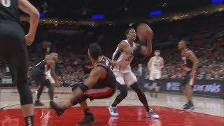 DeRozan Drops Turner! Rodney Hood Blazers Debut! 2018-19 NBA Season