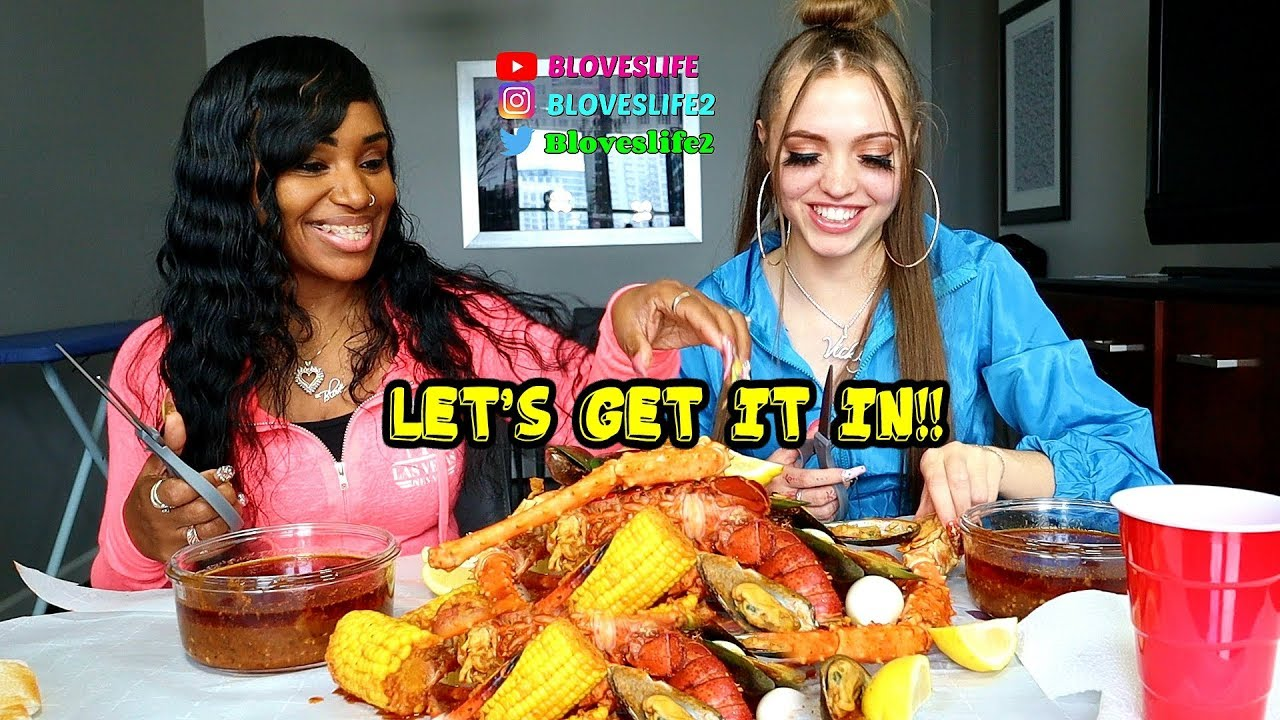 Seafood Boil with ImwoahVicky image