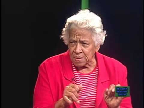 Leah Chase on Health Issues 2010