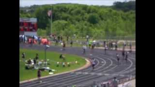 2013 MSHSL Section 1AA Track & Field Championship Meet - Boys 4X200 Meter Relay FINALS