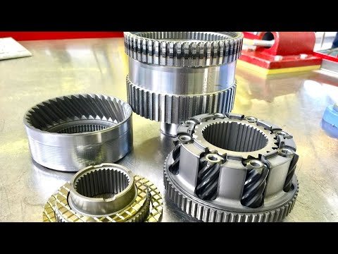 Center Differential Transfer Cases