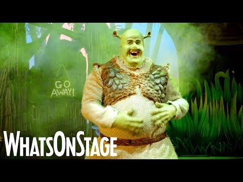 Shrek the Musical UK Tour   2018 Trailer